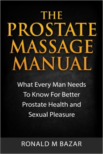 Prostate massage book
