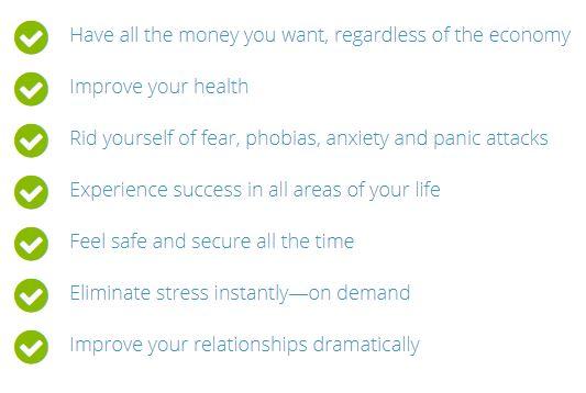 Benefits of Release Technique