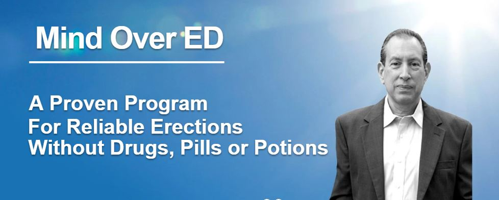 Mind Over ED natural erectile dysfunction treatment