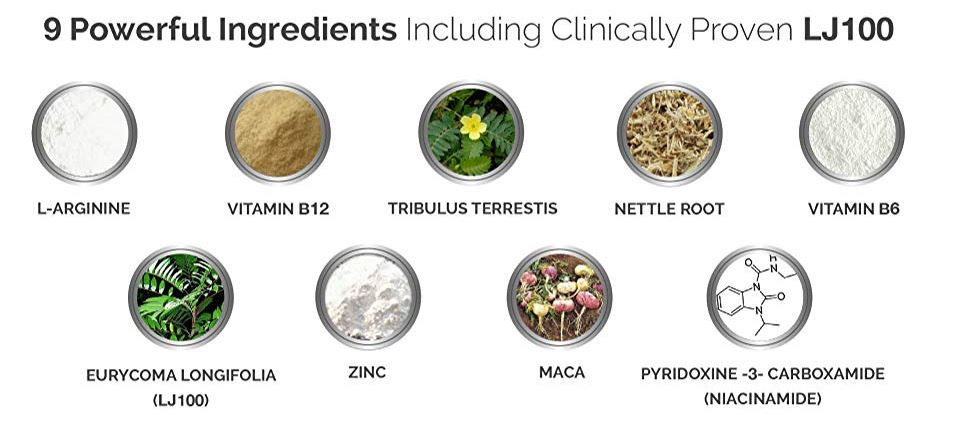 TestWorx Ingredients