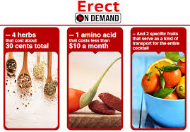 Erect on Demand herbal erectile dysfunction treatment