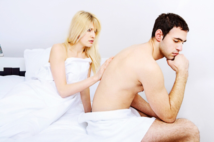 Symptoms of Premature Ejaculation