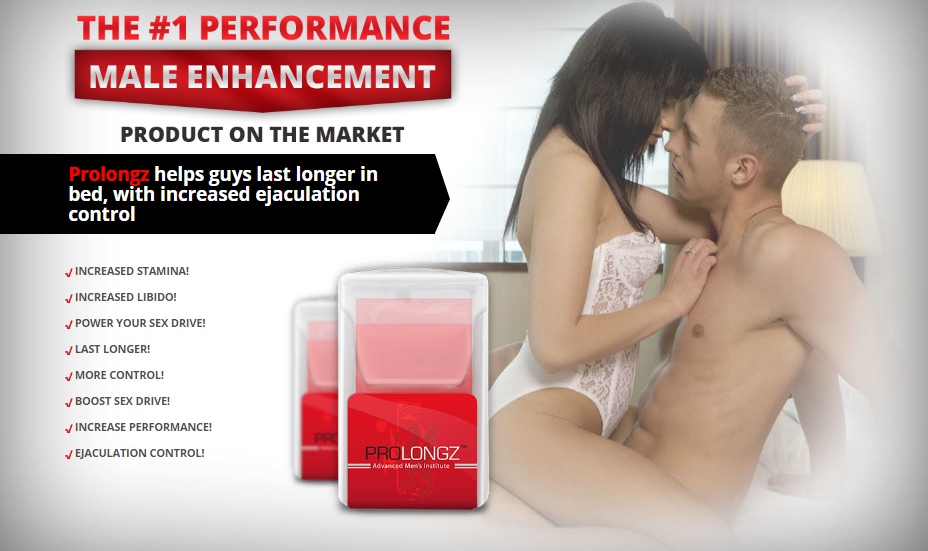 prolongz Natural Premature Ejaculation Enhancement