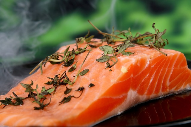 Fish for prostate health
