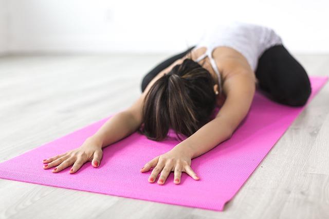 yoga for teeth grinding