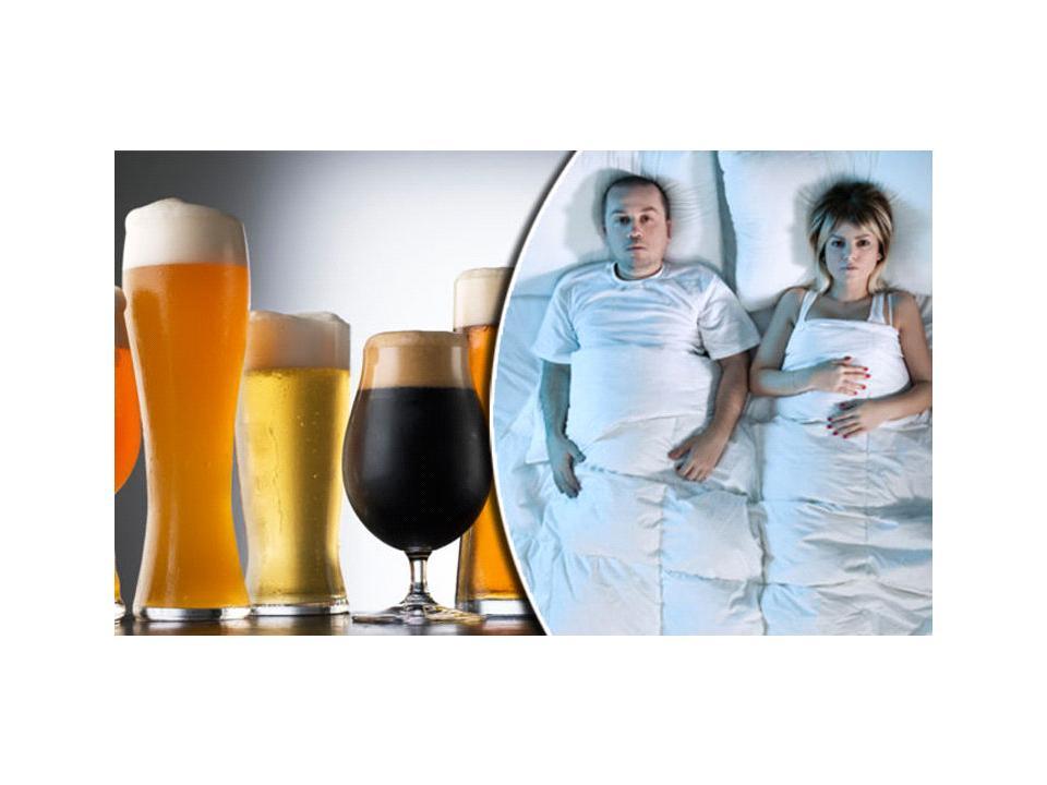 Can Alcohol Hamper sex