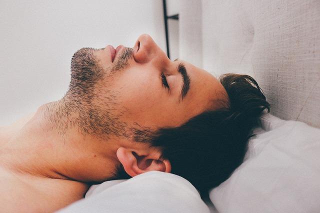develop good sleeping habits