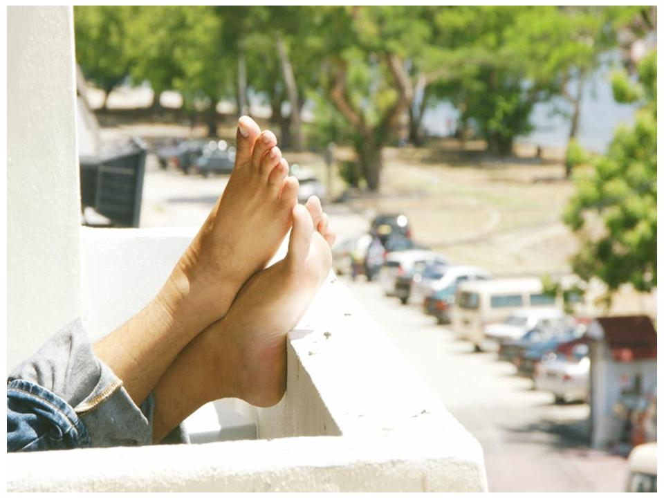 Ways to prevent foot injuries