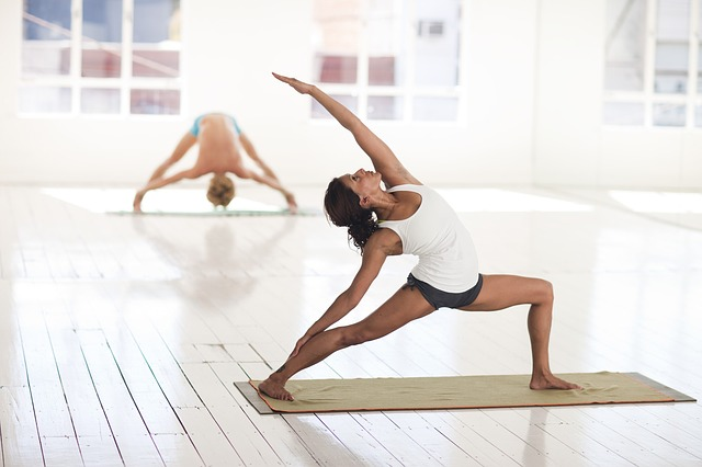 yoga styles for stress