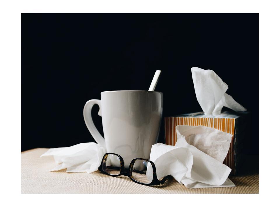 drinking tea to fight illnesses