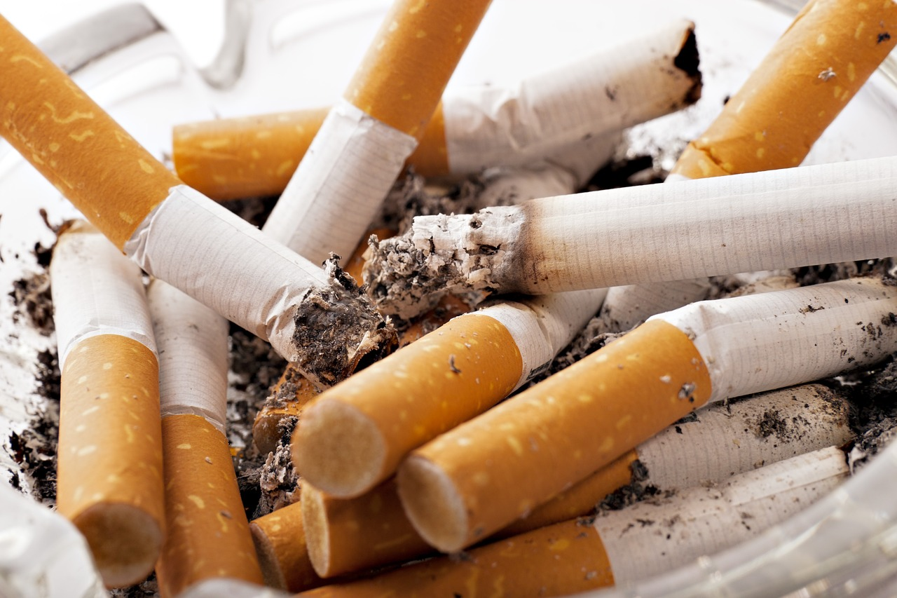 health affects of smoking