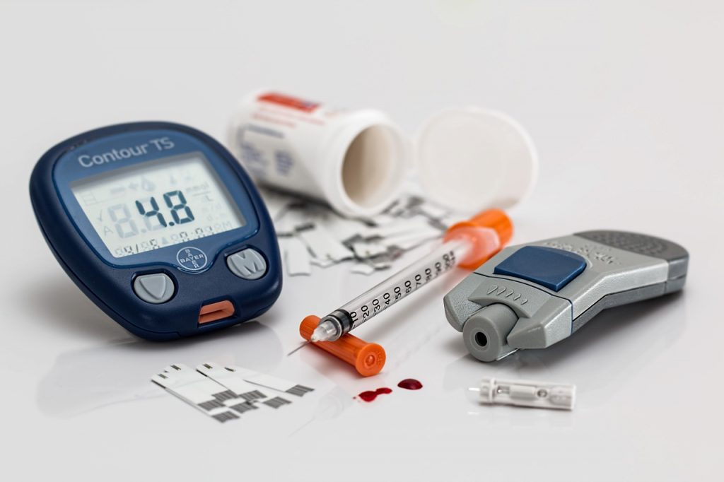 diabetes supply
