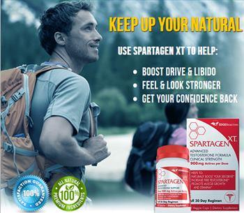 Spartagen XT benefits