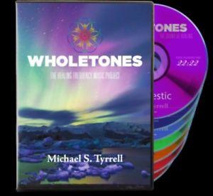 Wholetones Healing Music - 7 Lost Healing Frequencies Of King David