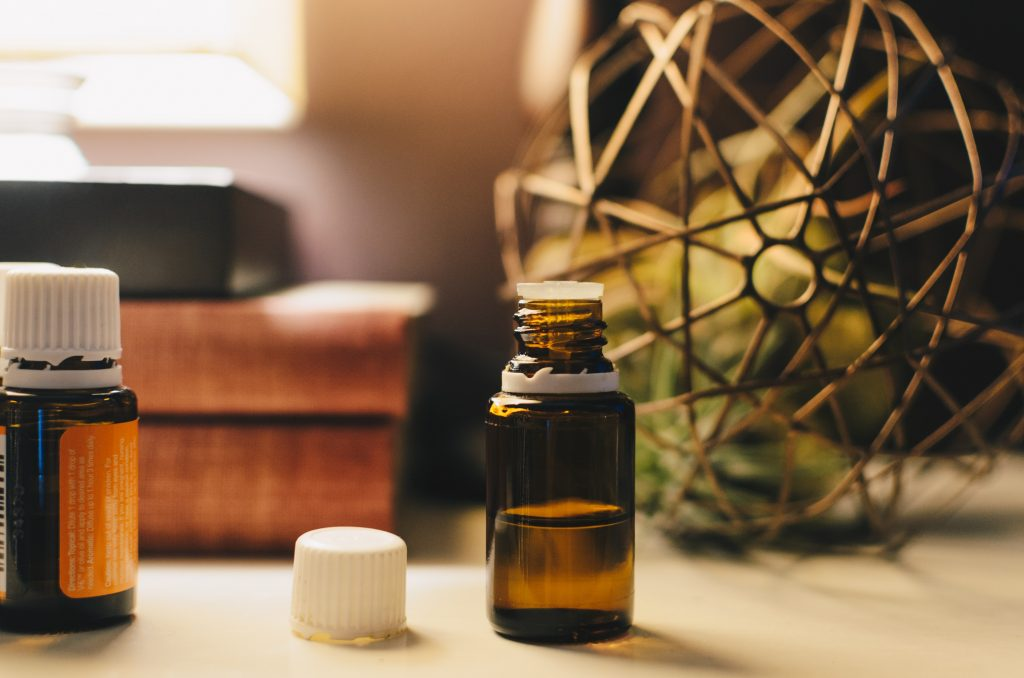 antioxodanrt essential oils for skin