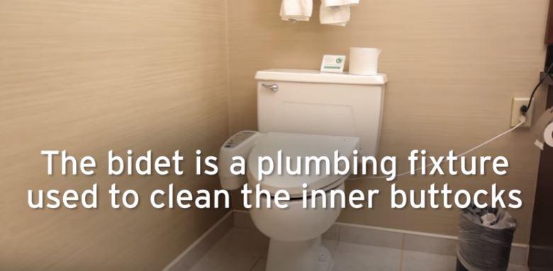 benefits of a bidet