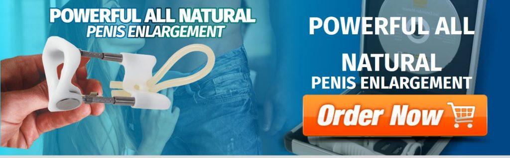 Pro extender penis enlargement device