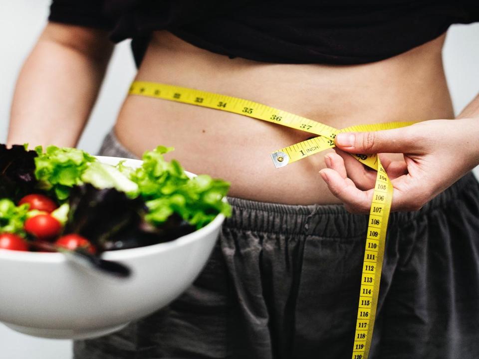 keystones and weight loss