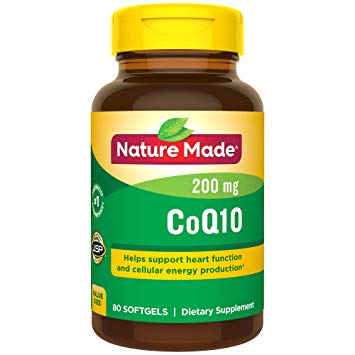 CoQ10 supplement for men