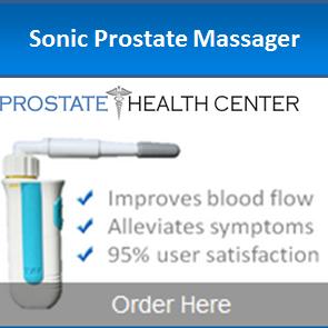 sonic prostate massager