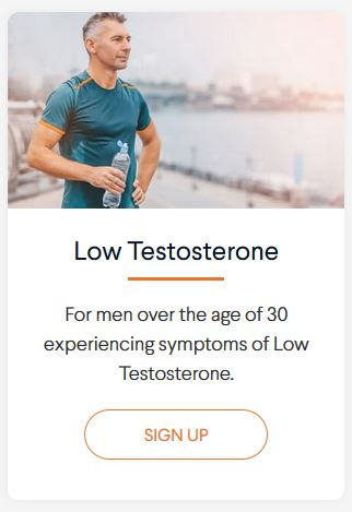 low testosterone clinical trial